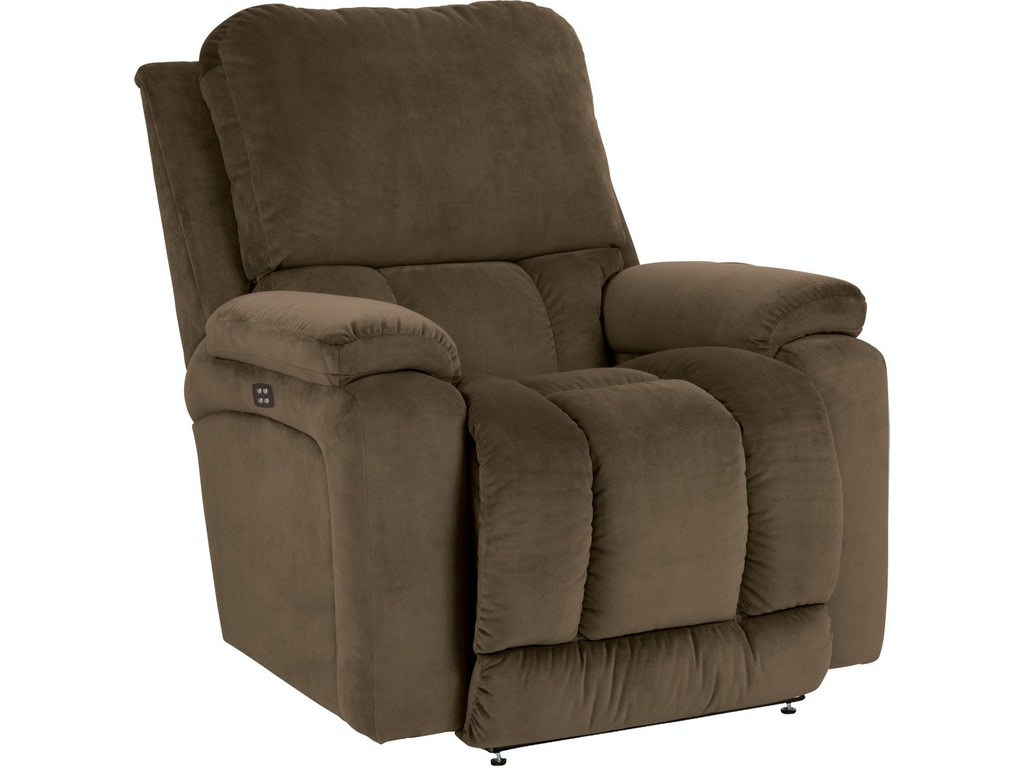 Magnificent Greyson Power Recline Xrw Reclina Way Recliner Lzp16530 Machost Co Dining Chair Design Ideas Machostcouk