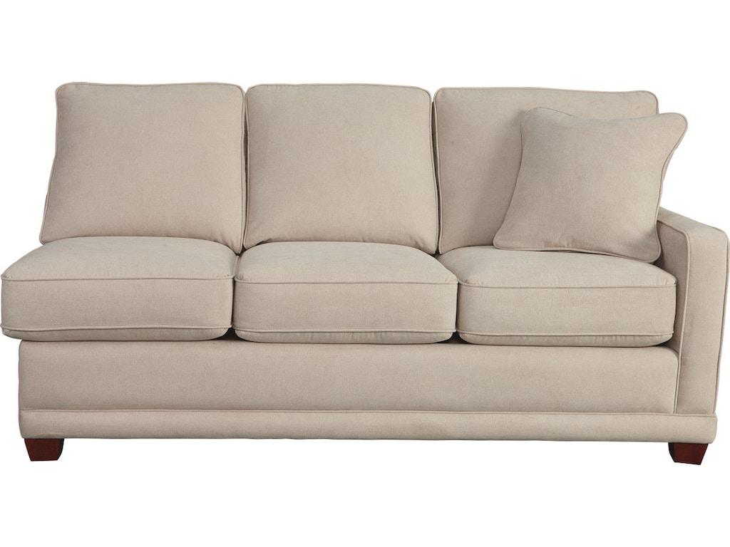 Superb La Z Boy Living Room Kennedy Left Arm Sitting Sofa 60Y593 Evergreenethics Interior Chair Design Evergreenethicsorg