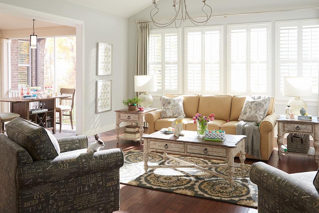 Living Room Collins La-Z-Boy® Premier Sofa 610494 - Arthur F ...