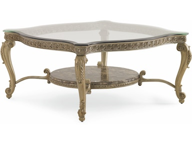 Schnadig Regency-Square Cocktail Base (silver) 1620-091