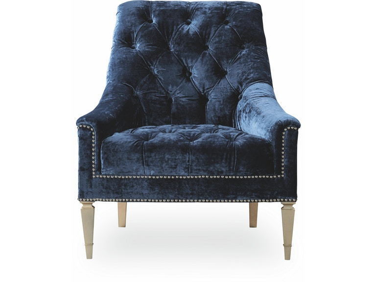 Schnadig Living Room Tufted Chair 9090 204 Q At High Point Furniture