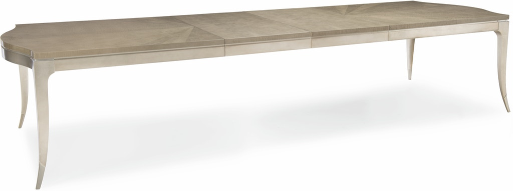 Caracole Dining Room On A Silver Platter Cla 417 201
