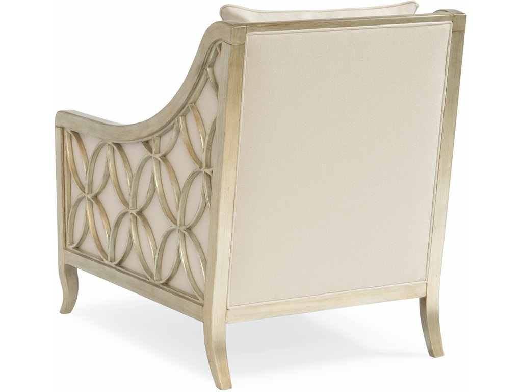 Caracole Living Room Social Butterfly Silver Uph Chalou 02d Russell 39 S Fine Furniture San