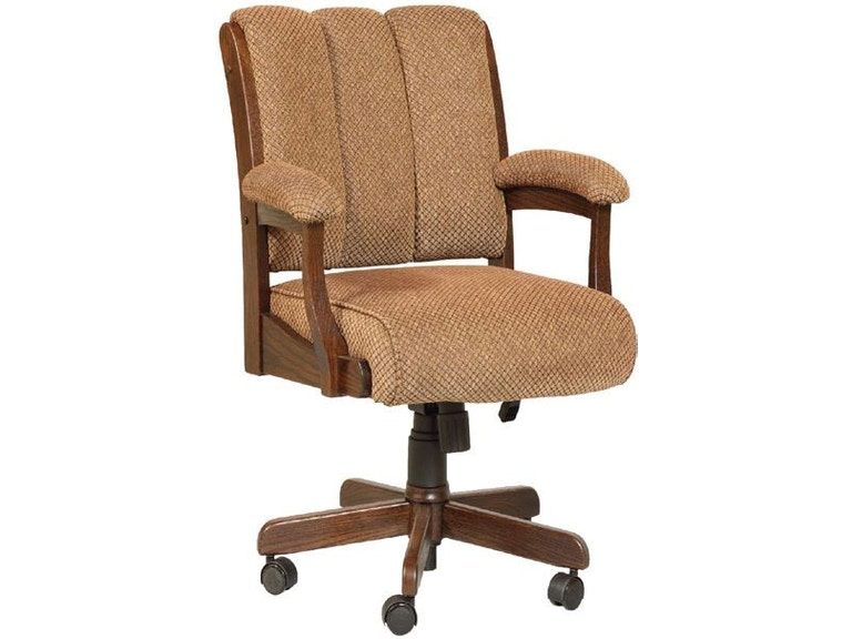 Y And T Woodcraft Home Office Chair Ed 57 At Seiferts Furniture
