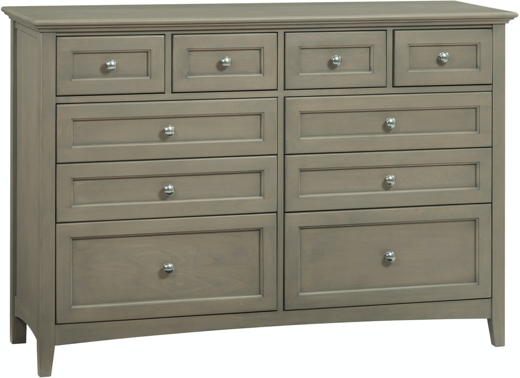 Sensational Whittier Wood Products Bedroom Fst 10Drawer Mckenzie Pdpeps Interior Chair Design Pdpepsorg