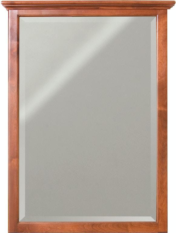 Whittier Wood Bedroom Gac Mckenzie Beveled Mirror