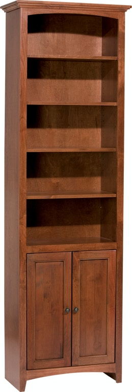 Whittier Living Room Interior Decorator: Whittier Wood Products Home Office GAC 84'' H X 24'' W