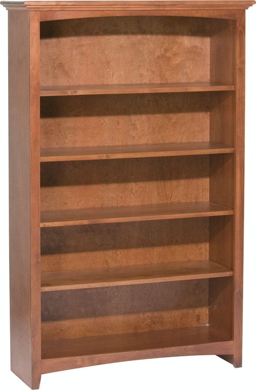 Brilliant Whittier Wood Products Home Office Bookcase 60 H X 36 W Pdpeps Interior Chair Design Pdpepsorg