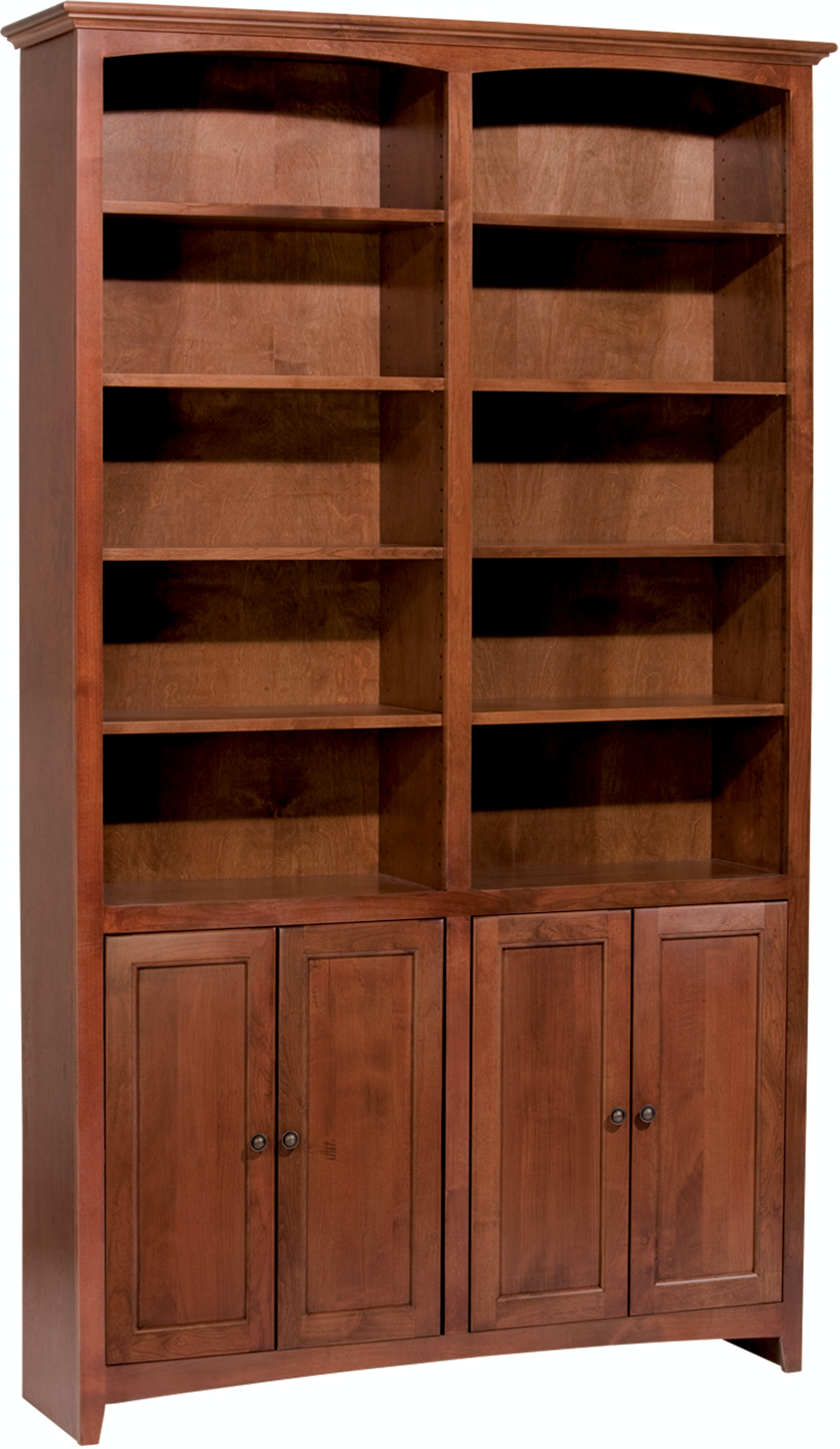 Whittier Wood Products Home Office Gac 84 H X 48 W