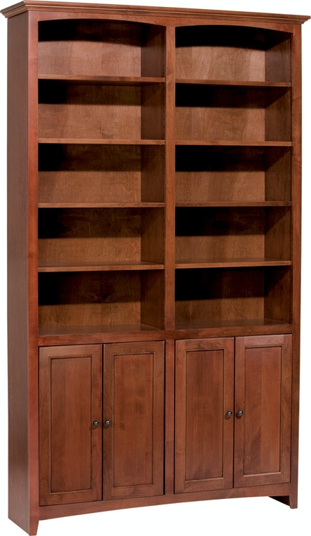 Whittier Living Room Interior Decorator: Whittier Wood Products Home Office GAC 84'' H X 48'' W