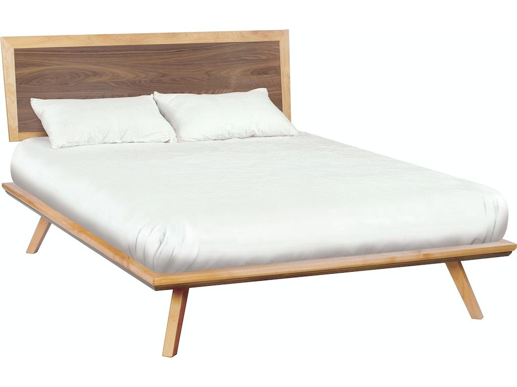 Whittier Wood Products Bedroom Duet Addison Queen Adjule