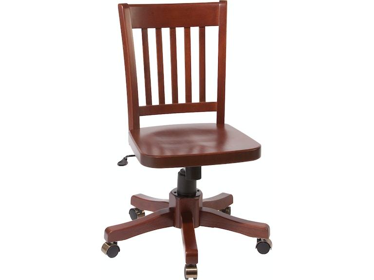 Whittier Wood Products Home Office Kfgac Hawthorne Office Chair 688kfgac Greenbaum Home