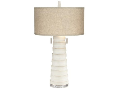 Kathy Ireland Home by Pacific Coast Lighting Matinee Table Lamp 19X21
