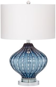 Kathy Ireland Home By Pacific Coast Lighting Jewel Of The Sea Table Lamp  37T11