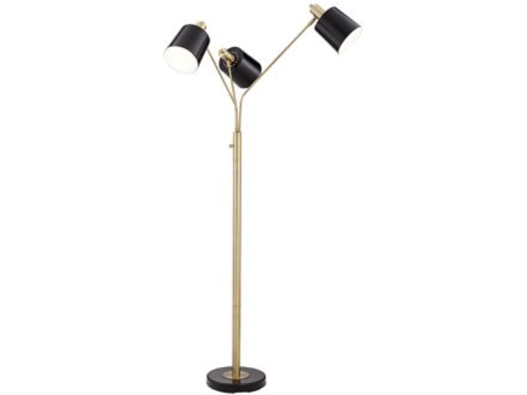 Kathy ireland home by pacific coast lighting lamps and lighting new kathy ireland home by pacific coast lighting new york studio floor lamp 37t91 aloadofball Images