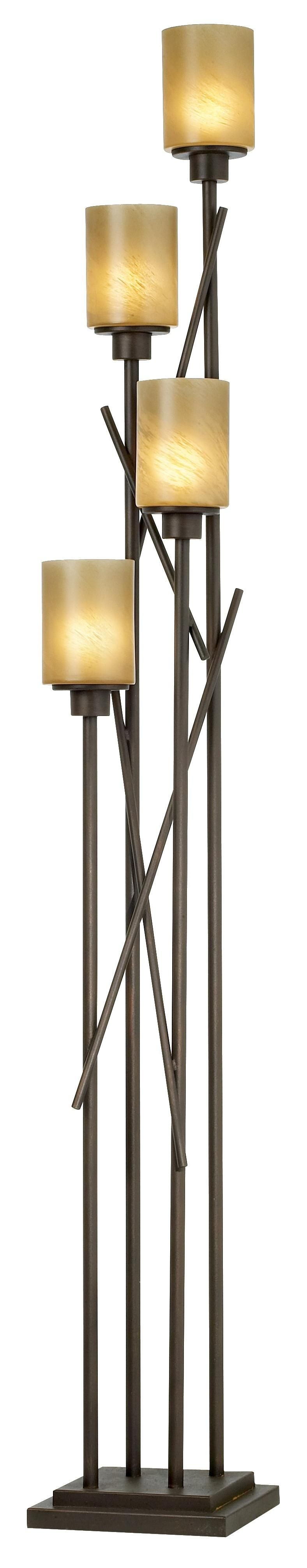 Kathy Ireland Home by Pacific Coast Lighting Lamps and Lighting City Crossings Floor Uplight 85 ...