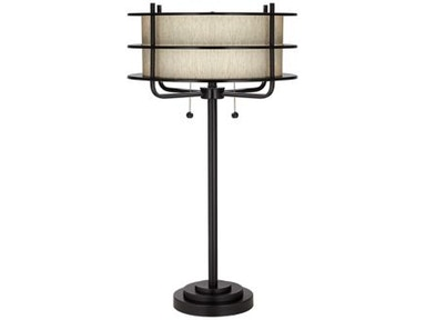 Kathy Ireland Home by Pacific Coast Lighting Ovation Table Lamp 87-7202-20