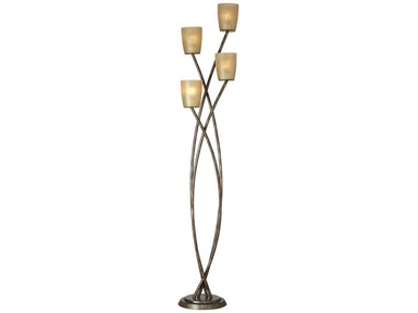 Kathy Ireland Home by Pacific Coast Lighting Floor Lamps 85-2616-30