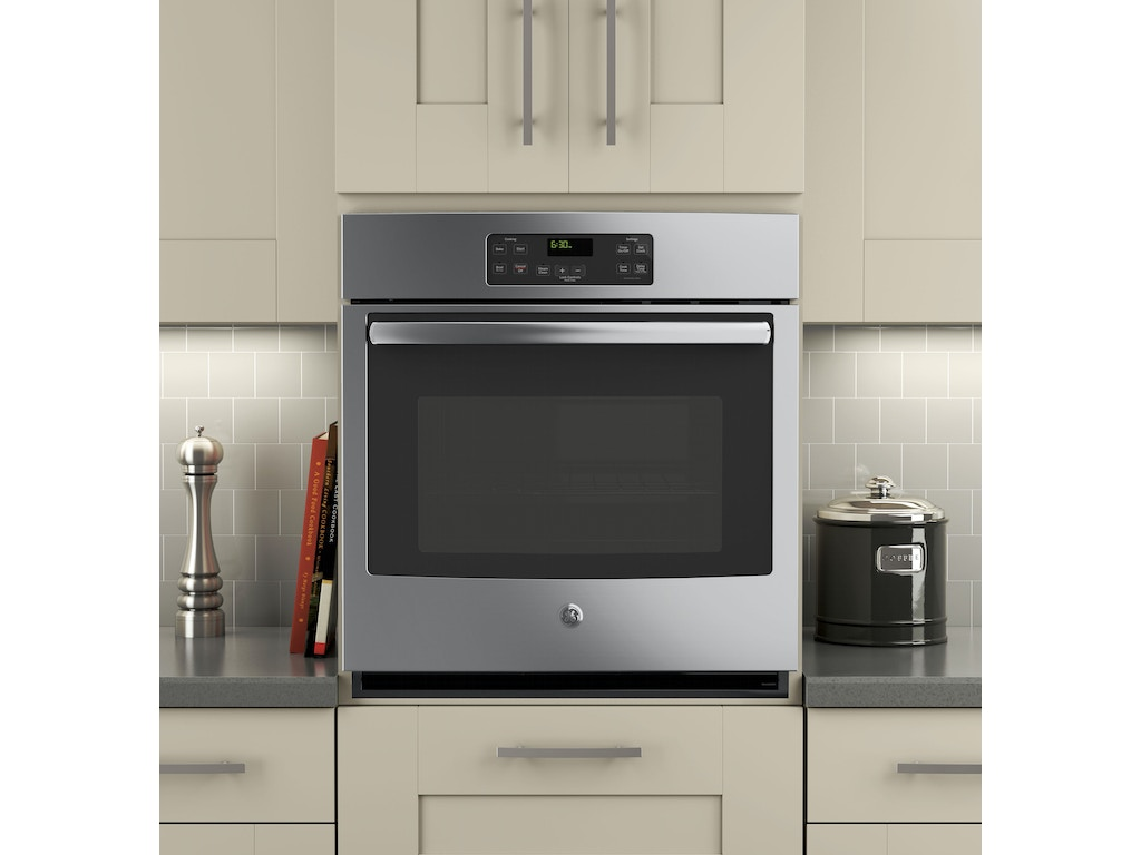 General Electric Kitchen Built-In Single Wall Oven ...