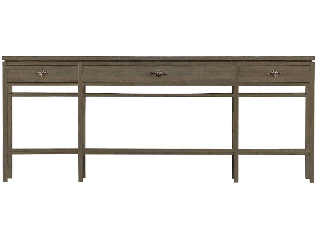 Coastal living living room palisades sofa table 062 35 05 for 35 console table
