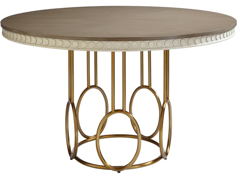Coastal Living Venice Beach Round Dining Table 527 51 30
