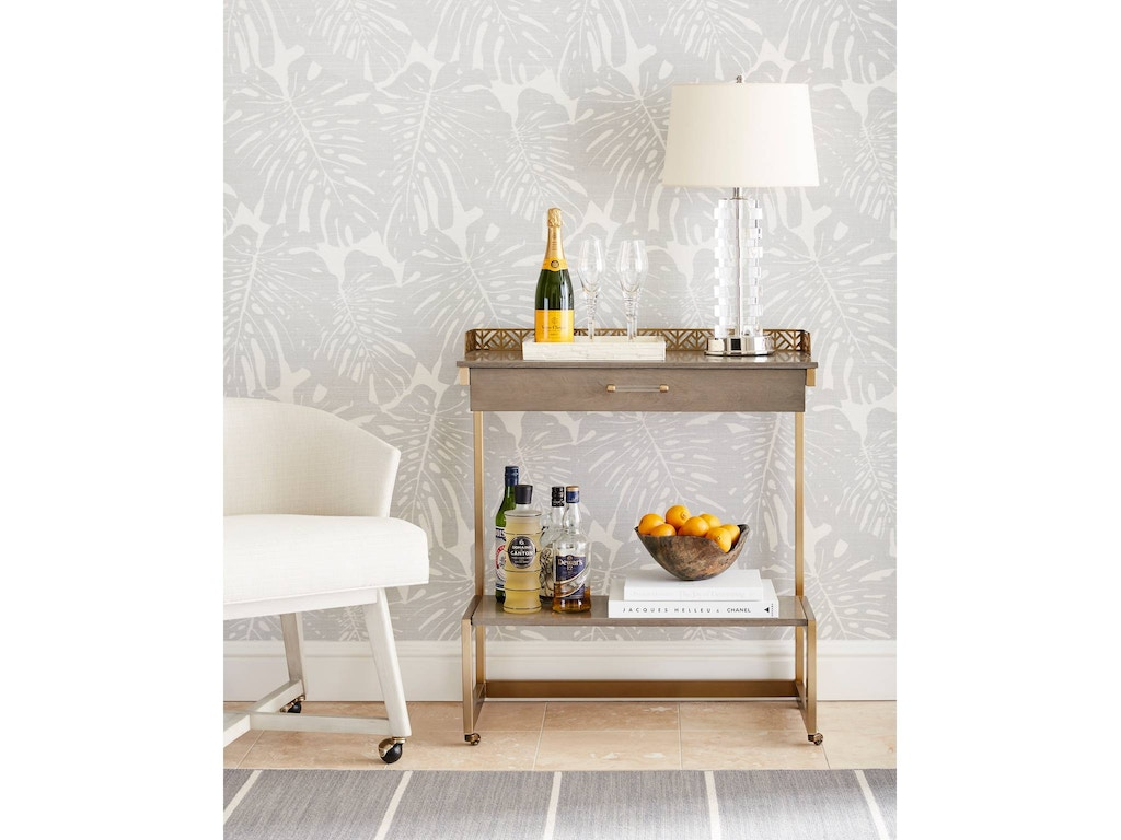 Coastal living bar and game room catalina bar cart 527 61 for W living room bar bellevue wa