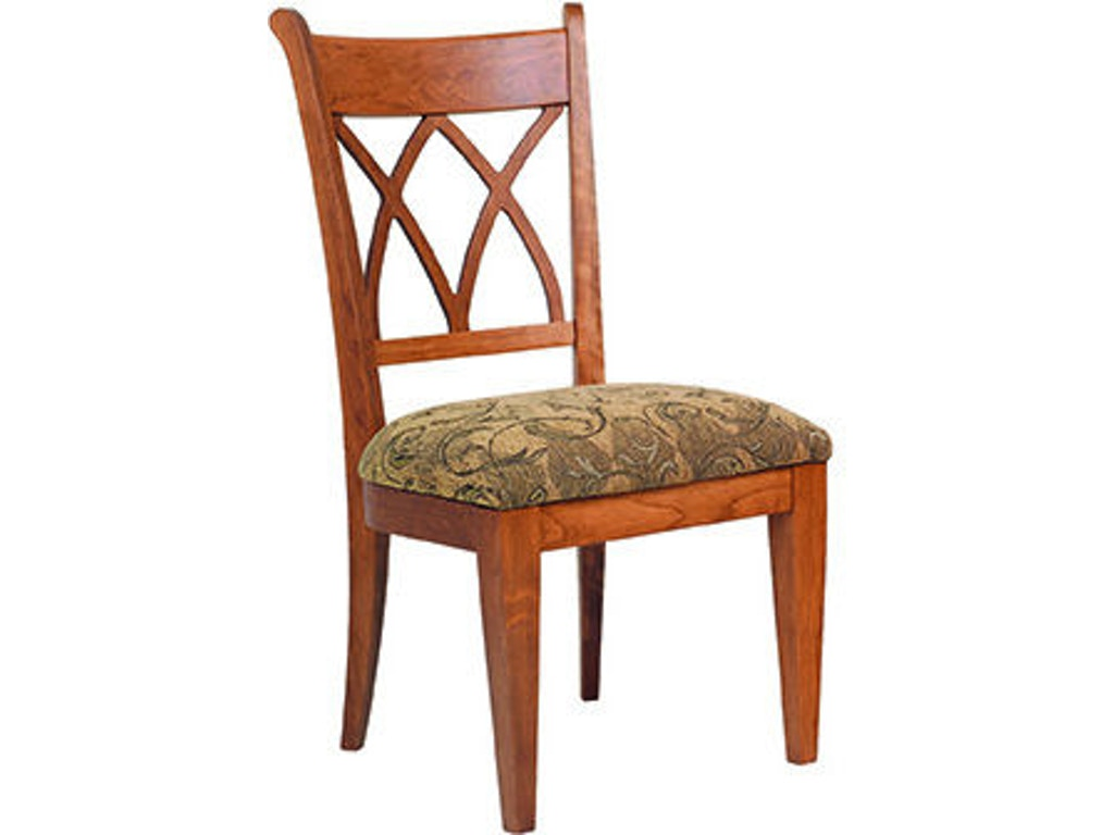 Crossback Side Chair Vvo13642