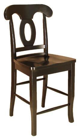 Napoleon Counter Chair