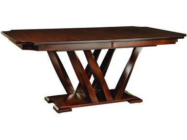 Canal Dover Furniture Dining Room Uptown Table 24014 ...