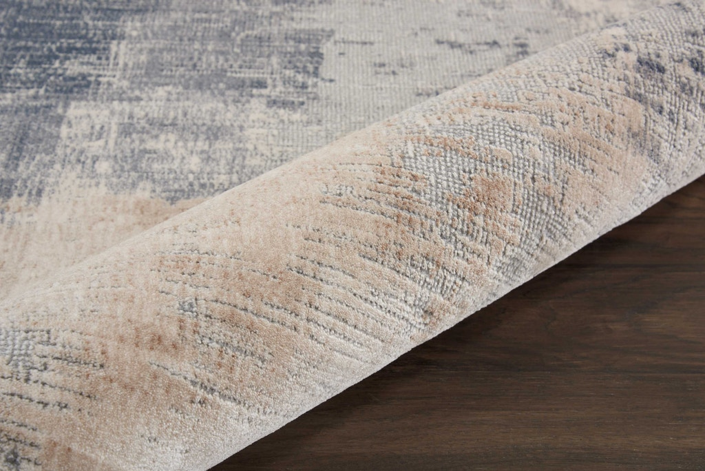 Nourison Floor Coverings Rustic Textures Beige Grey Area
