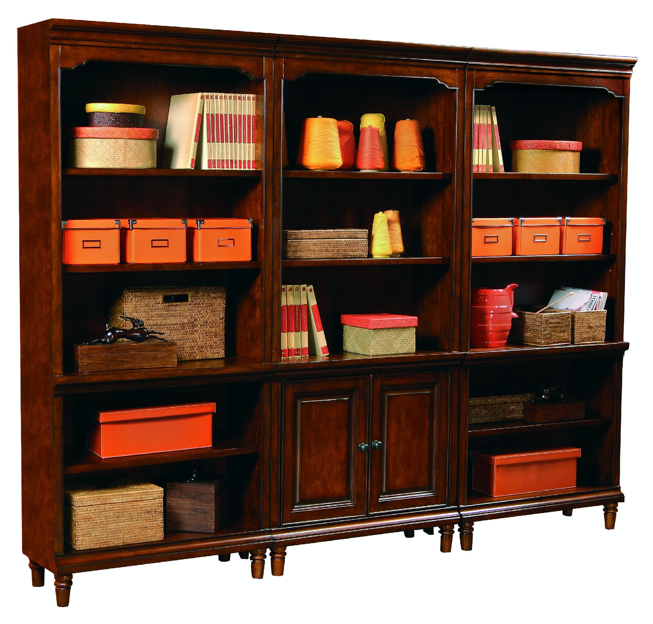 Great E2 Open Bookcase