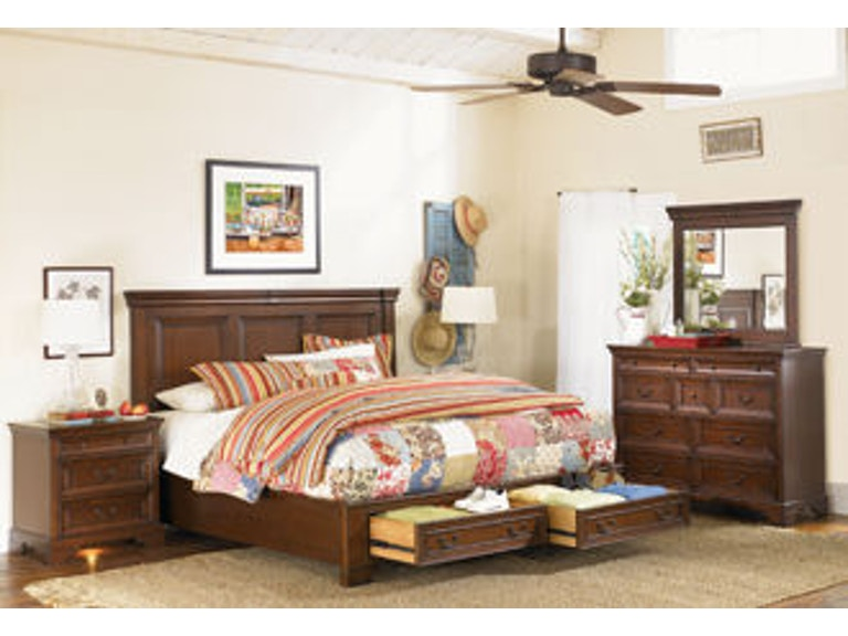 Homeworks Richmond Queen Low Profile Storage Footboard Hwi4040 From Walter E Smithe Furniture Design
