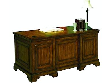 66 in. Executive Desk
