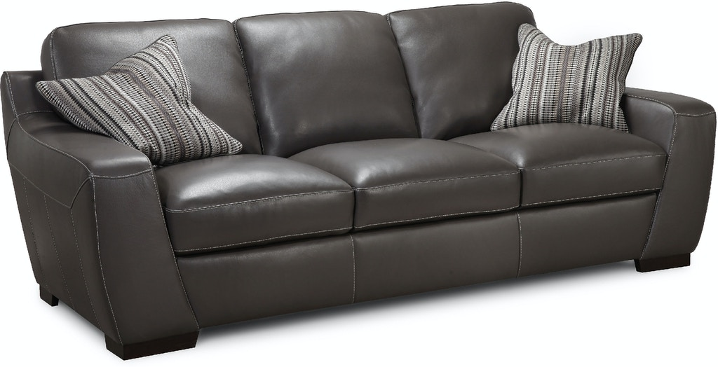 Simon Li Sofa With Two Fabric Pillows 6948305hz2244r