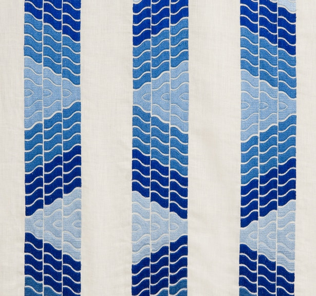 Le Jardin Chinois Brunschwig: Brunschwig & Fils CLOUDS BLUE 8012114.5