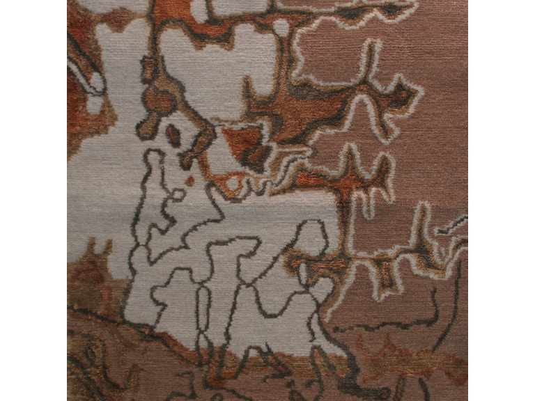 Brunschwig Carpet V6-22/Sp.Rust Orange CB-102050.RUST ORANGE.0