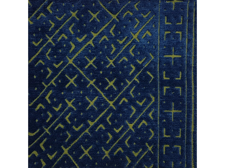 Brunschwig Carpet V8-1001/Sp.Blue Lime CB-102018.BLUE LIME.0