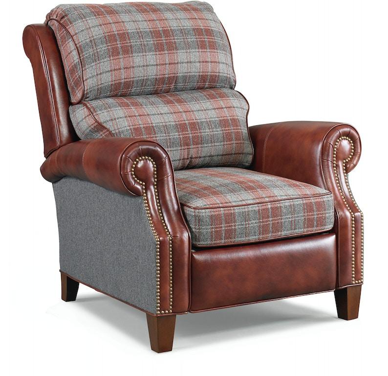 Motion Craft Living Room Douglas Hi Leg Recliner 1003