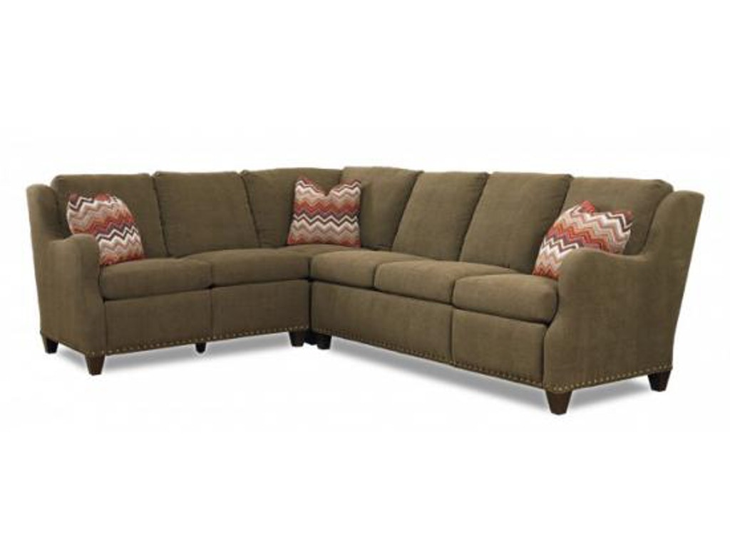 Motioncraft Living Room 178 Series Sectional Swann 39 S Furniture Tyler Tx