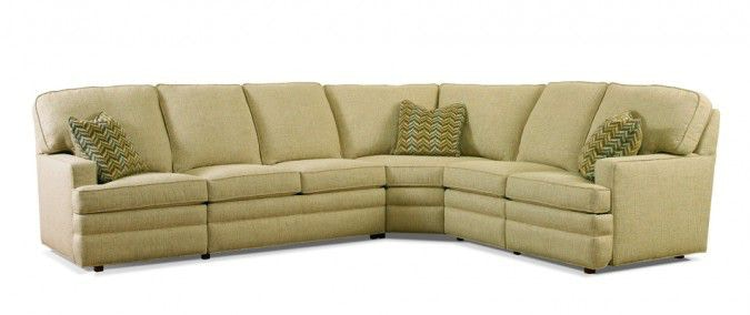 Motion Craft Living Room 9900 Series Sectional Stowers