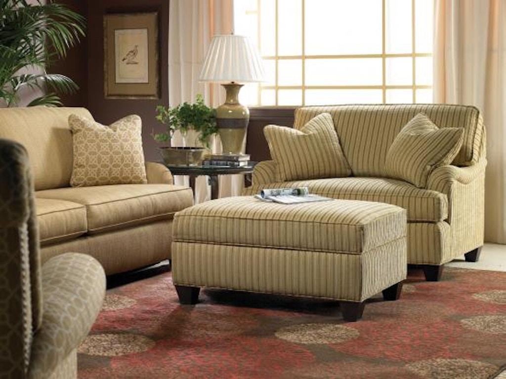 Motion Craft Living Room Queen Sleep Sofa 36535 Paul