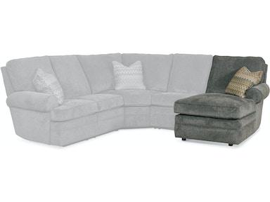 Motion Craft Living Room Alexander Dual Reclining Sofa