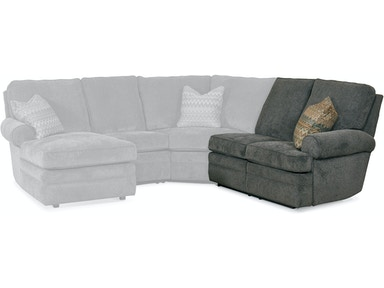 Motioncraft Living Room Recline Love Seat 71020 Cherry
