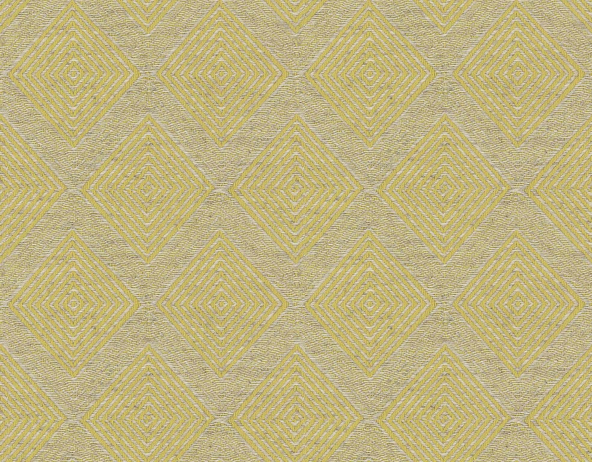 Lillian August For Hickory White 40153 Maze Yellow