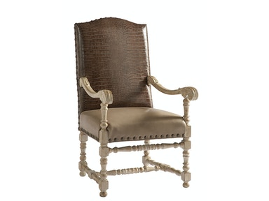 Lillian August for Hickory White Gatewick Host Chair LA1104C