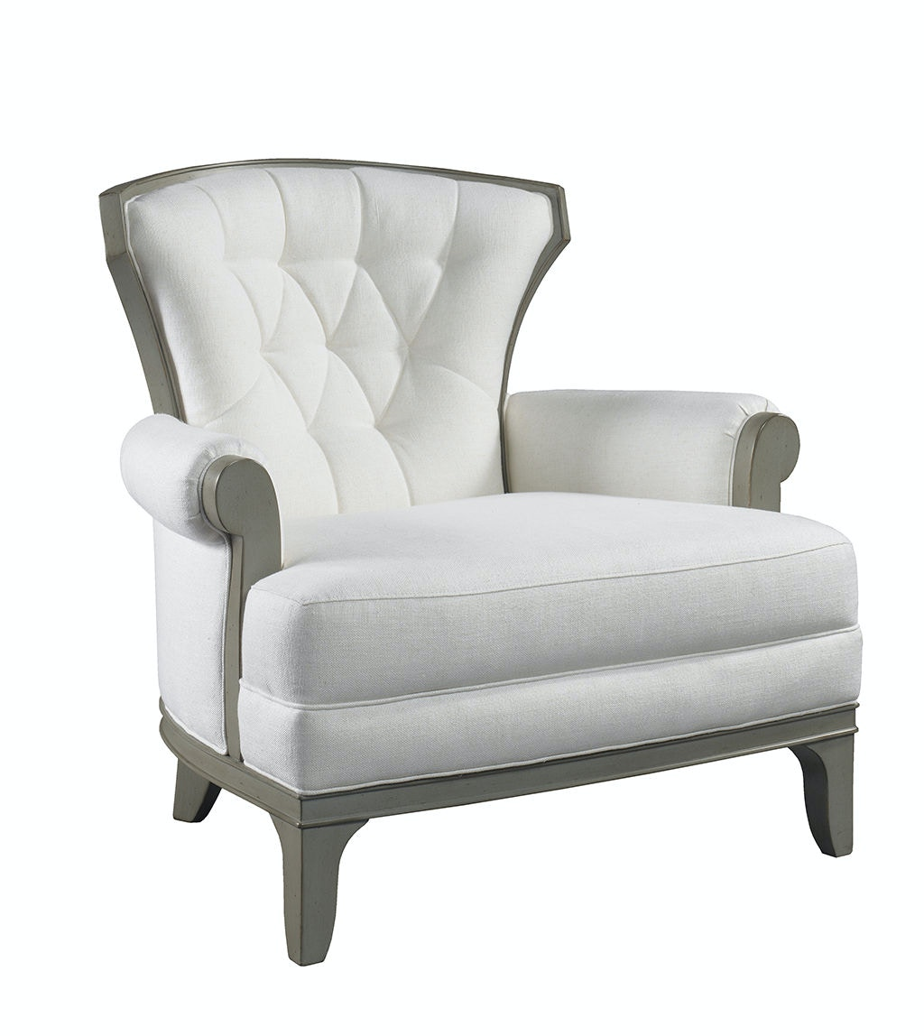Lillian August For Hickory White Maxwell Chair LNALA1133C From Walter E.  Smithe Furniture + Design