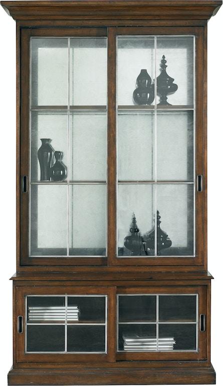 Lillian August Living Room Small Galbraith Cabinet LA13042 ...
