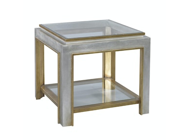 Lillian August for Hickory White Oliver Side Table LA13320-01