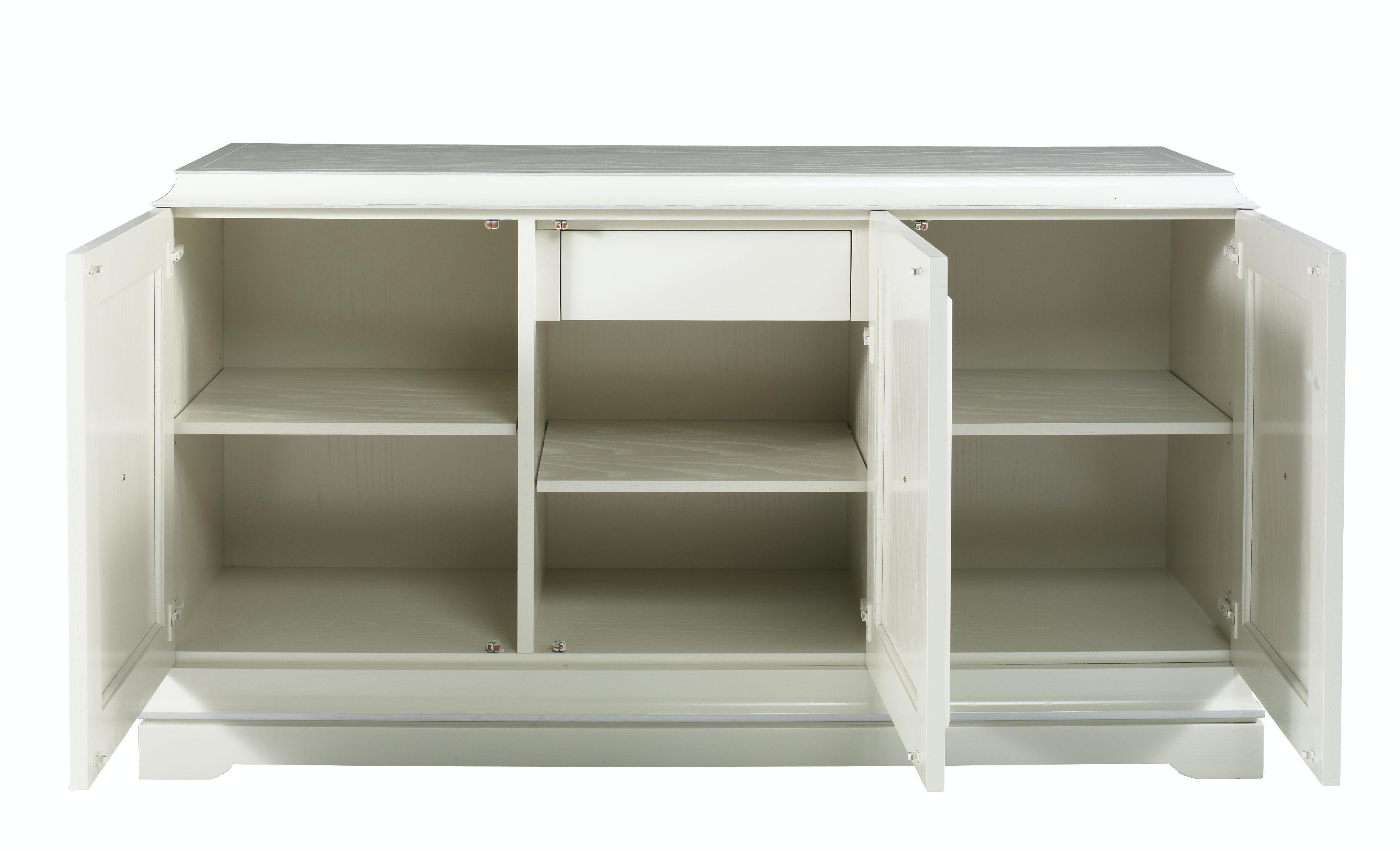 La Credenza Supplier : Lillian august for hickory white living room rand door credenza