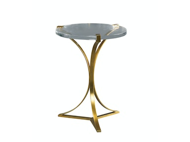 Lillian August Maxime Table - Acrylic Top LA17322-01